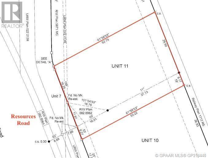 Home for sale at 9305 Resources Road  Grande Prairie Alberta - MLS: GP214440