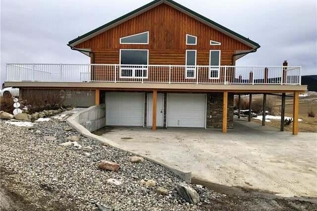 House for sale at 93075 Beaver Creek  Fort Macleod Alberta - MLS: LD0191648