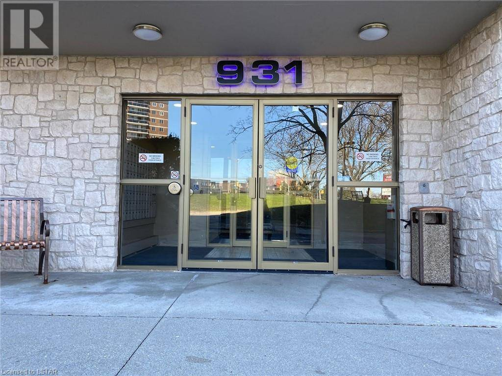 Condo for sale at 803 Wonderland Rd South Unit 931 London Ontario - MLS: 254032