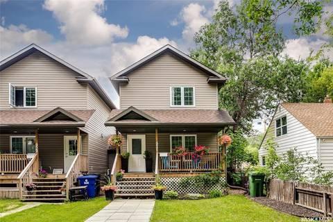 Townhouse for sale at 931 I Ave N Saskatoon Saskatchewan - MLS: SK798867