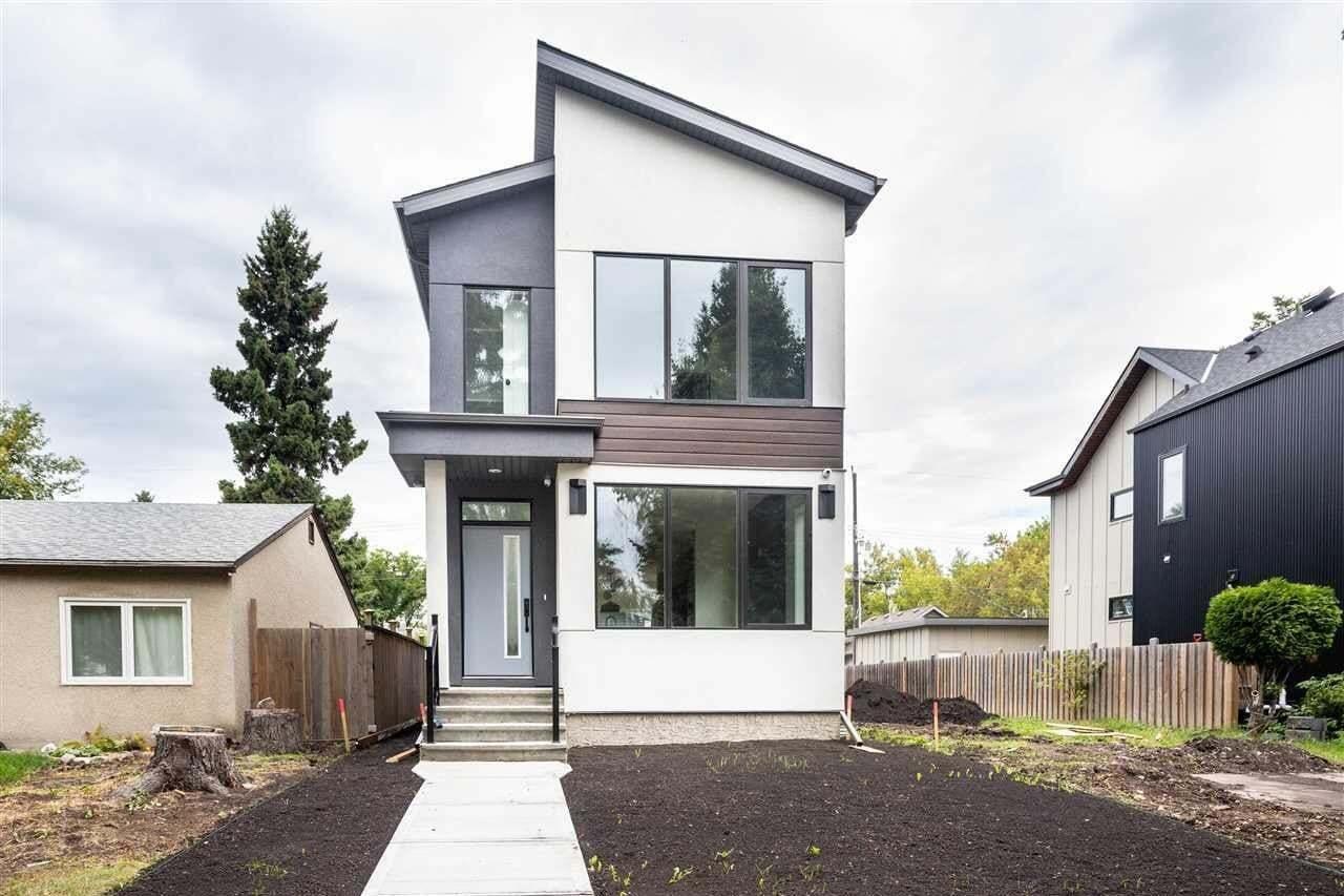 House for sale at 9310 69 Av NW Edmonton Alberta - MLS: E4205701
