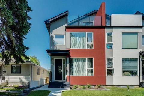 Townhouse for sale at 9310 74 Ave Nw Edmonton Alberta - MLS: E4163311