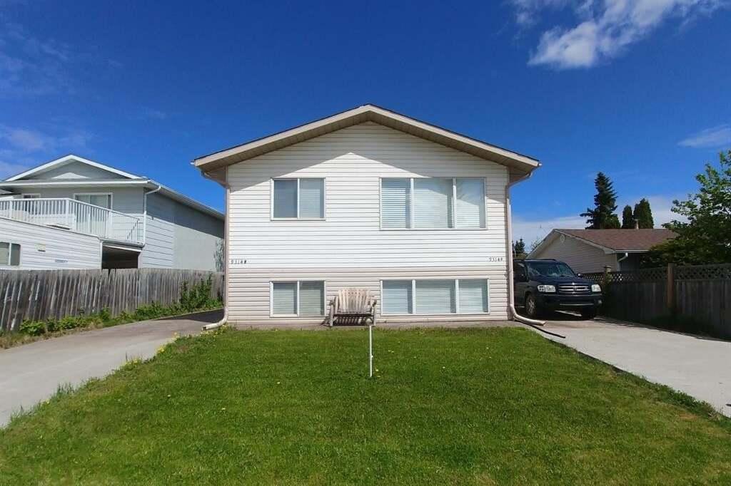 House for sale at 9314 105 St Grande Prairie Alberta - MLS: A1001542