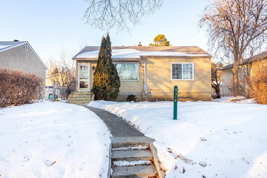 House for sale at 9314 89 St NW Edmonton Alberta - MLS: E4224504