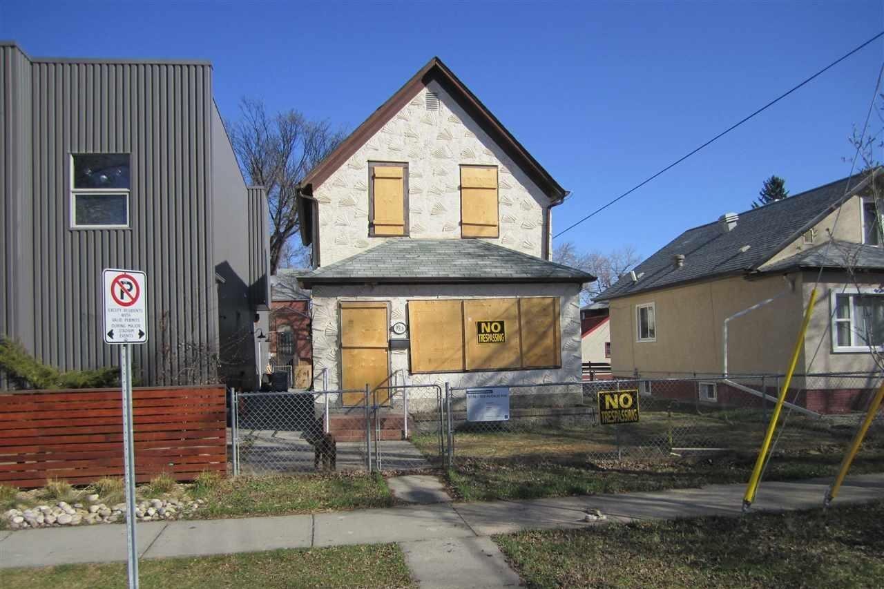 Home for sale at 9316 109 Av NW Edmonton Alberta - MLS: E4195986