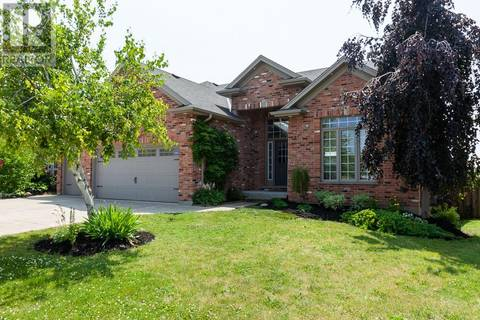 House for sale at 932 Collins Dr London Ontario - MLS: 208031
