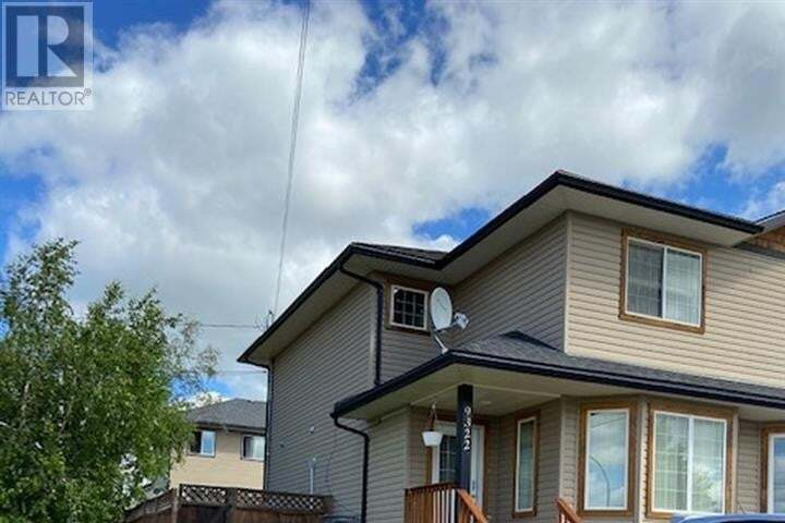 Townhouse for sale at 9322 98a Ave Fort St. John British Columbia - MLS: R2470268