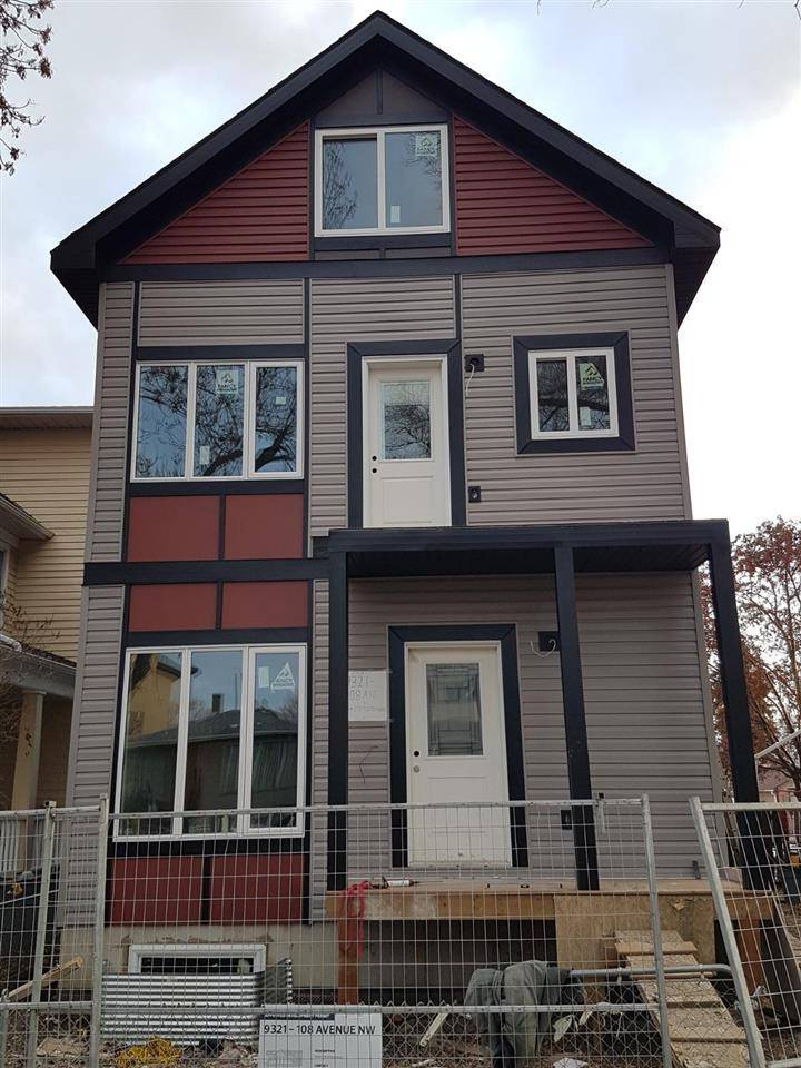 Townhouse for sale at 9323 108 Ave Nw Edmonton Alberta - MLS: E4187855