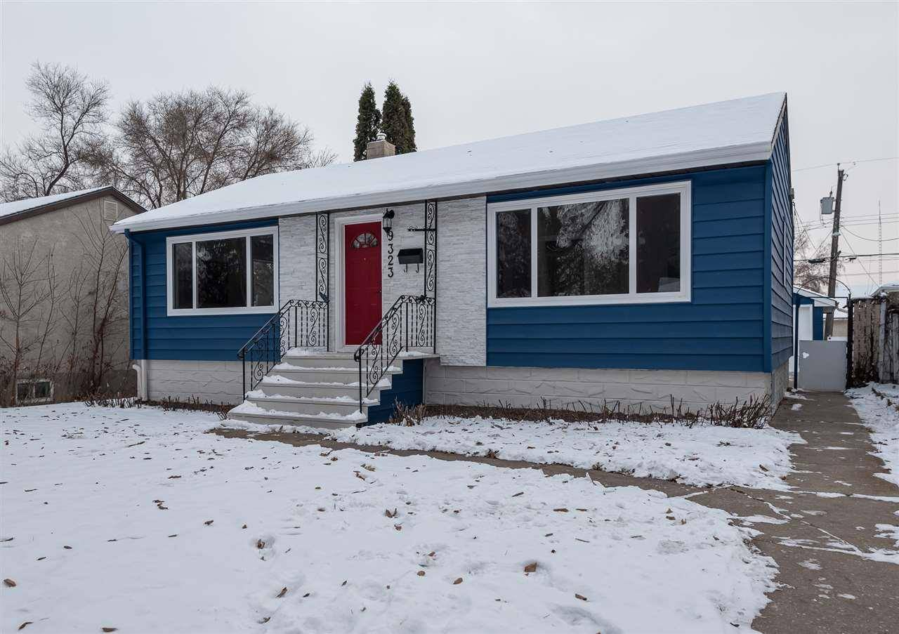 House for sale at 9323 64 Ave Nw Edmonton Alberta - MLS: E4181906