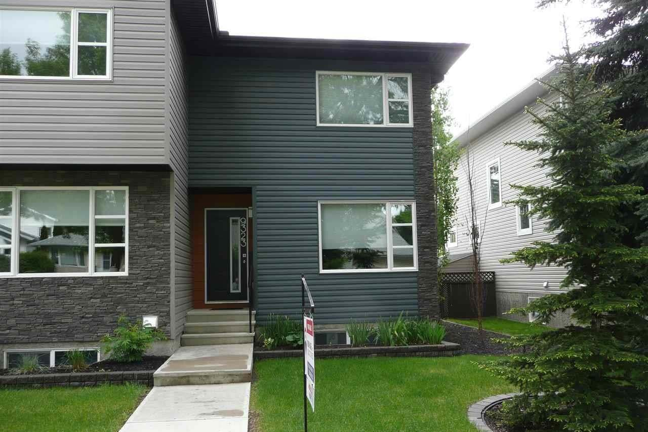 Townhouse for sale at 9323 93 St NW Edmonton Alberta - MLS: E4202540