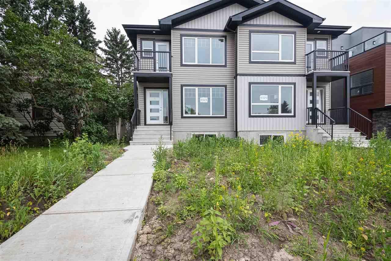 Townhouse for sale at 9323 Connors Rd Nw Edmonton Alberta - MLS: E4175705