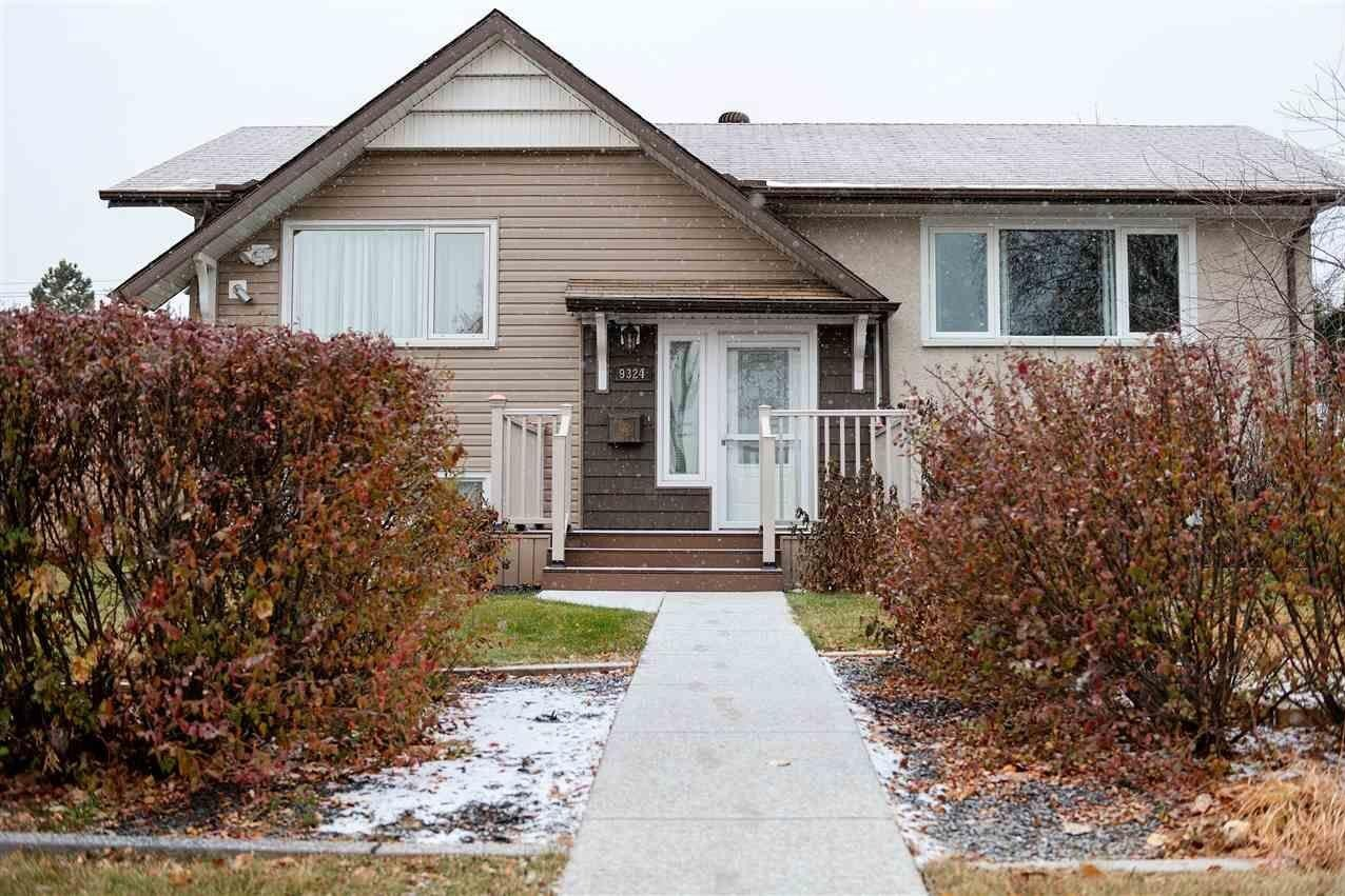 House for sale at 9324 67a St NW Edmonton Alberta - MLS: E4219134