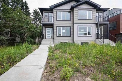 Townhouse for sale at 9325 Connors Rd Nw Edmonton Alberta - MLS: E4165613