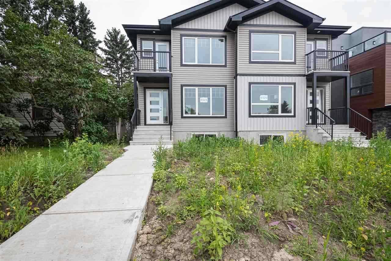Townhouse for sale at 9325 Connors Rd Nw Edmonton Alberta - MLS: E4185813