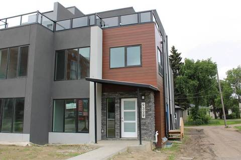 Townhouse for sale at 9329 Connors Rd Nw Edmonton Alberta - MLS: E4135813
