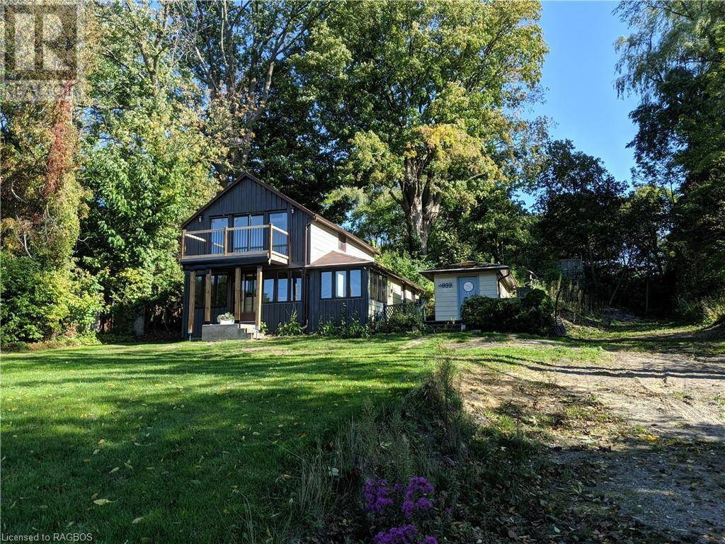 House for sale at 933 Mcdonald Ave Kincardine Ontario - MLS: 227012