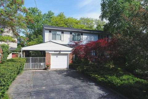 House for sale at 933 Melton Dr Mississauga Ontario - MLS: W4488746