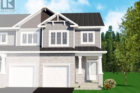 Townhouse for sale at 933 Stonewalk Dr Kingston Ontario - MLS: K19003713