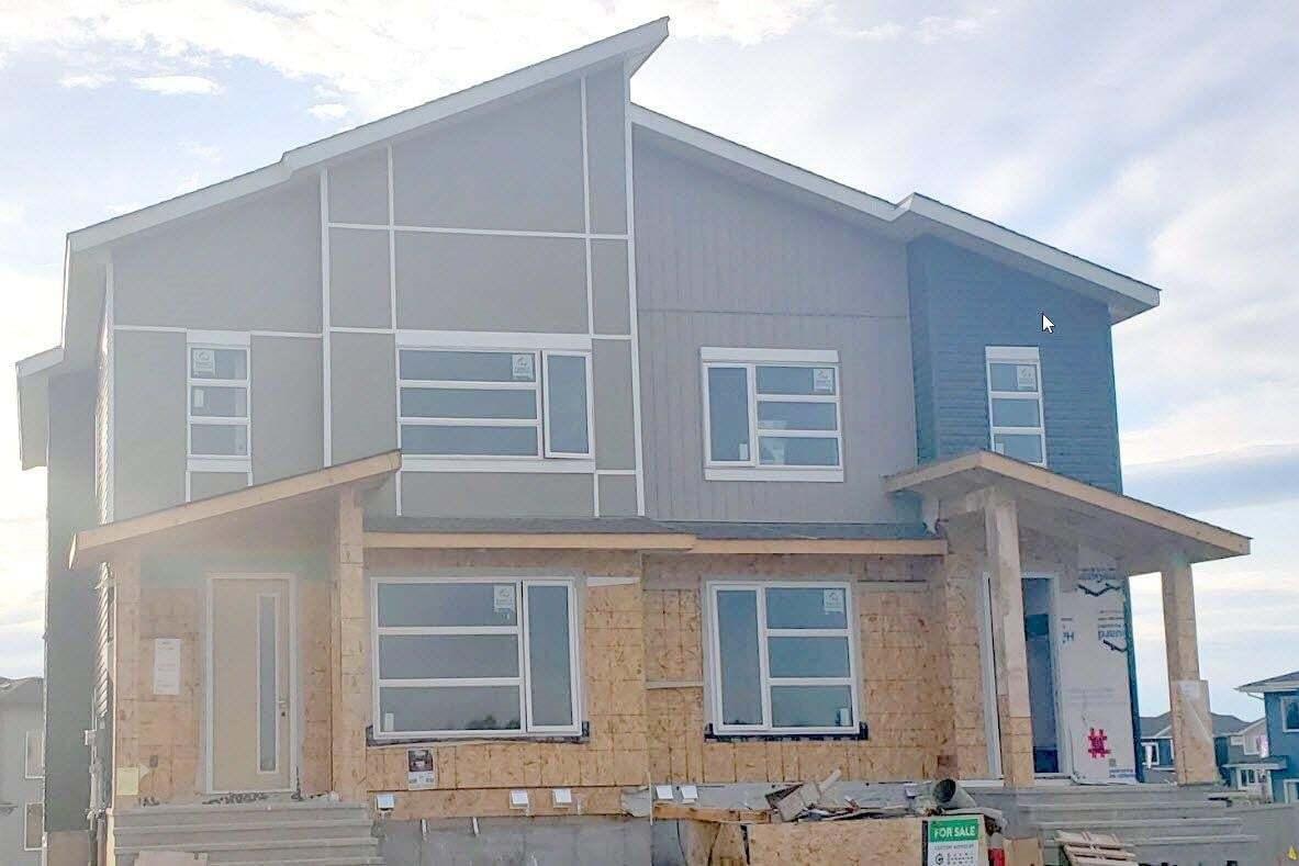 Townhouse for sale at 9338 Pear Li SW Edmonton Alberta - MLS: E4203852