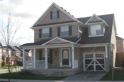 House for rent at 934 Lancaster Blvd Milton Ontario - MLS: W4635845