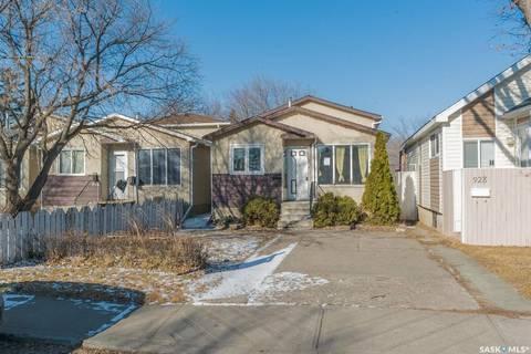 House for sale at 934 Lindsay St Regina Saskatchewan - MLS: SK804156