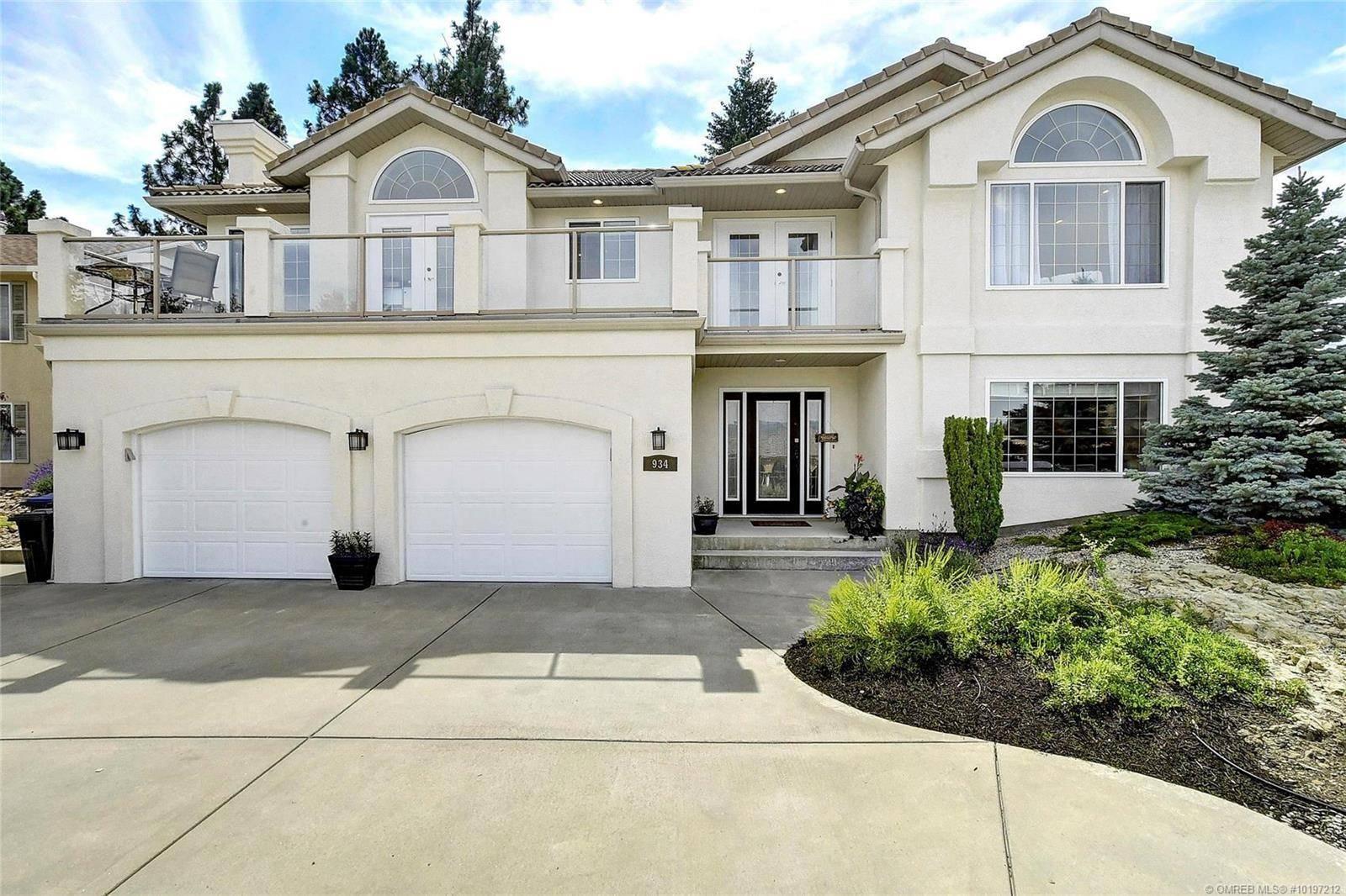 House for sale at 934 Stikine Ct Kelowna British Columbia - MLS: 10197212
