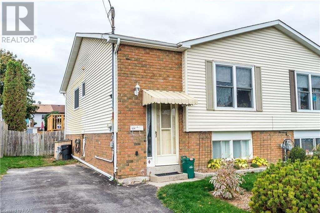 House for sale at 934 Westwood Cres Cobourg Ontario - MLS: 40034905