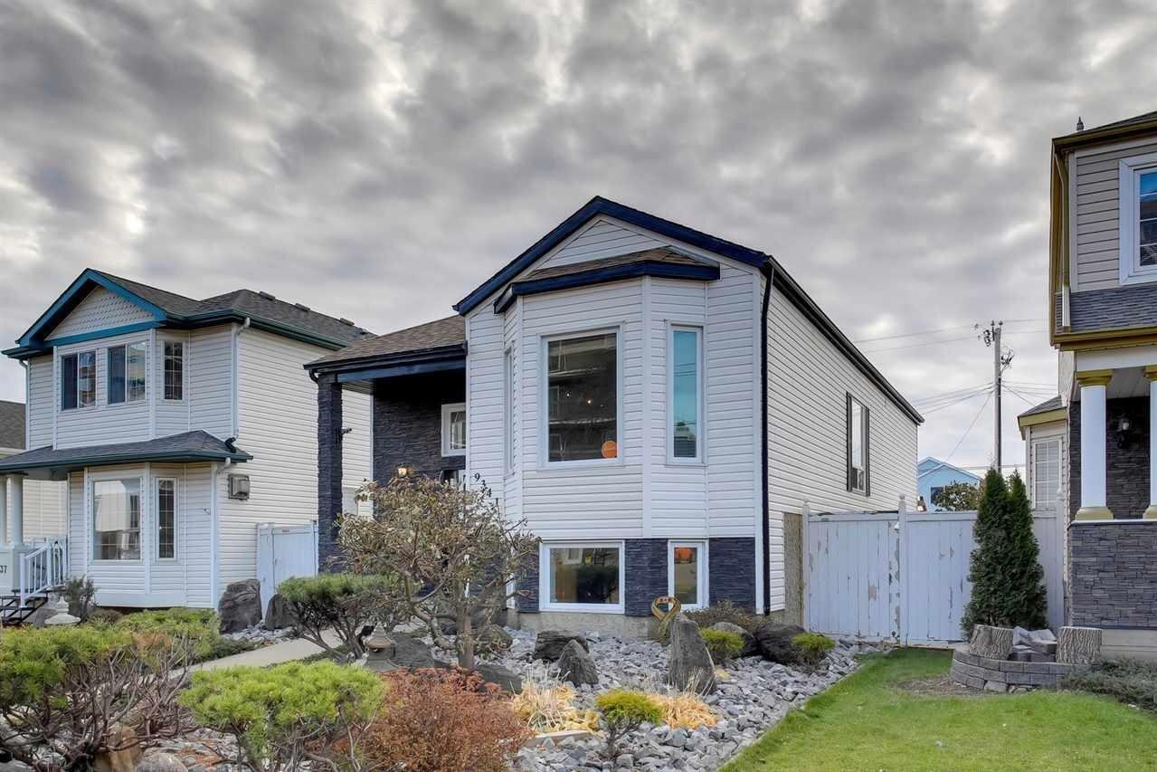 House for sale at 9341 103 Av NW Edmonton Alberta - MLS: E4220276
