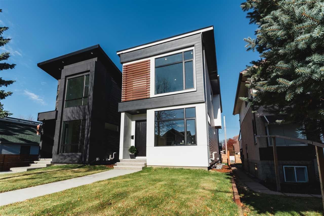 House for sale at 9344 74 Av NW Edmonton Alberta - MLS: E4219413