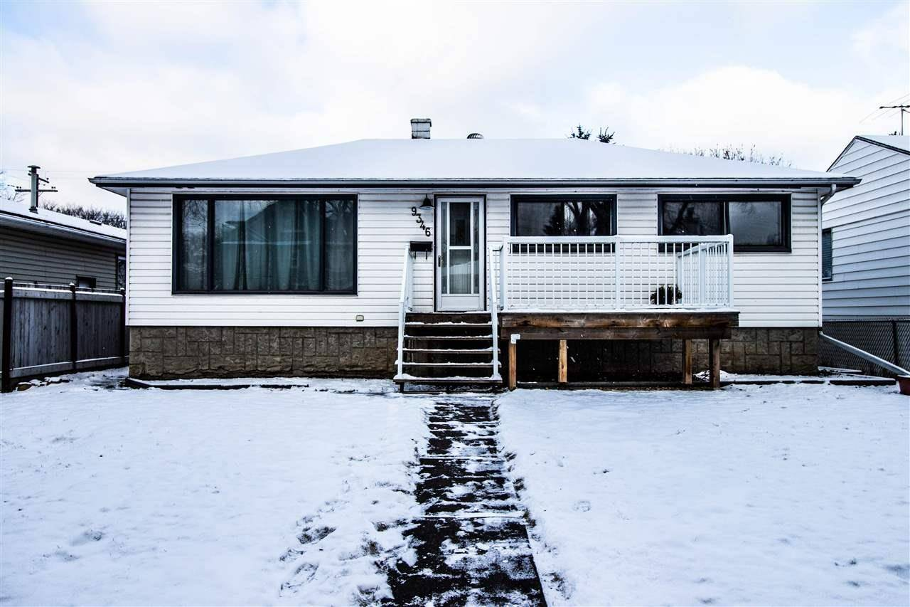 House for sale at 9346 71 Ave Nw Edmonton Alberta - MLS: E4188375
