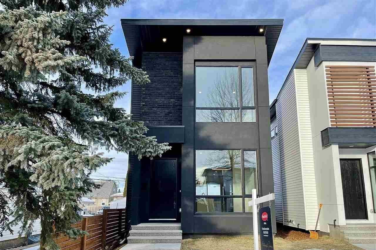 House for sale at 9346 74 Av NW Edmonton Alberta - MLS: E4219531