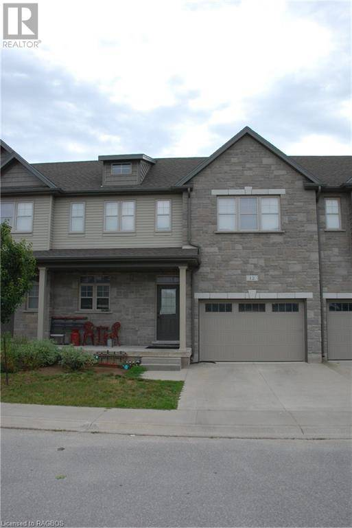 Townhouse for sale at 12 Goderich St Unit 935 Port Elgin Ontario - MLS: 210781