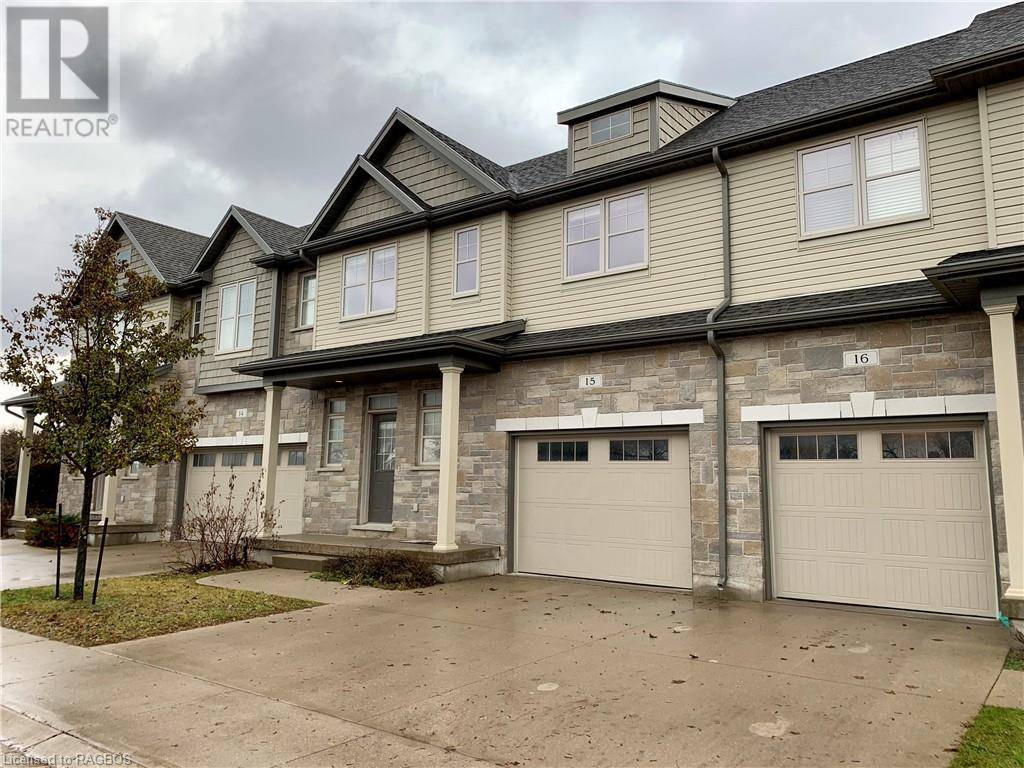 Townhouse for sale at 15 Goderich St Unit 935 Port Elgin Ontario - MLS: 235616