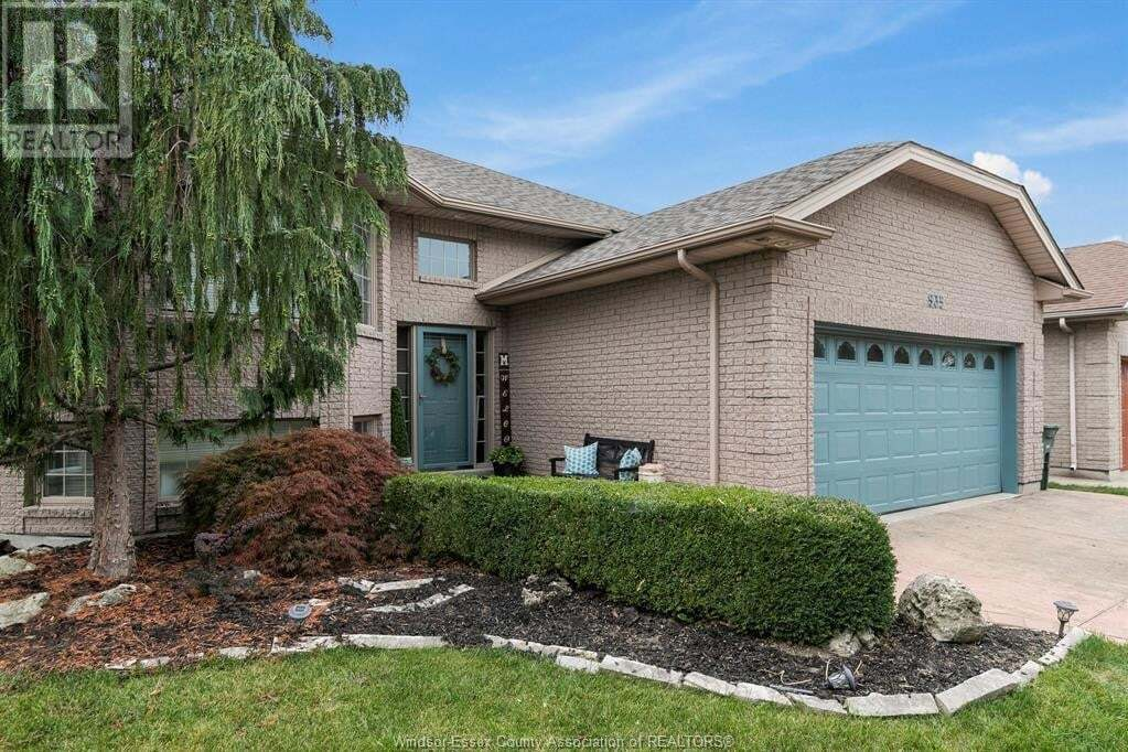 House for sale at 935 Bellagio  Windsor Ontario - MLS: 20012924