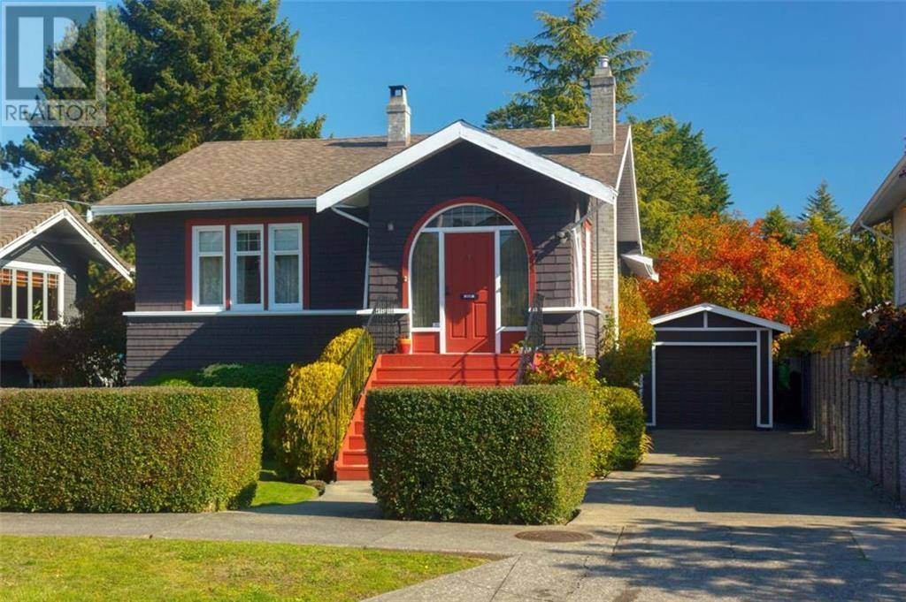 House for sale at 935 Cowichan St Victoria British Columbia - MLS: 416938