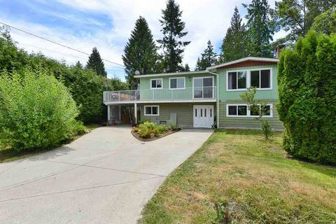 House for sale at 935 Davis Rd Gibsons British Columbia - MLS: R2380120