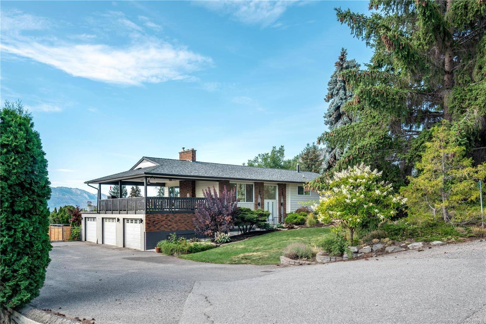 House for sale at 935 Rumney Rd West Kelowna British Columbia - MLS: 10189910