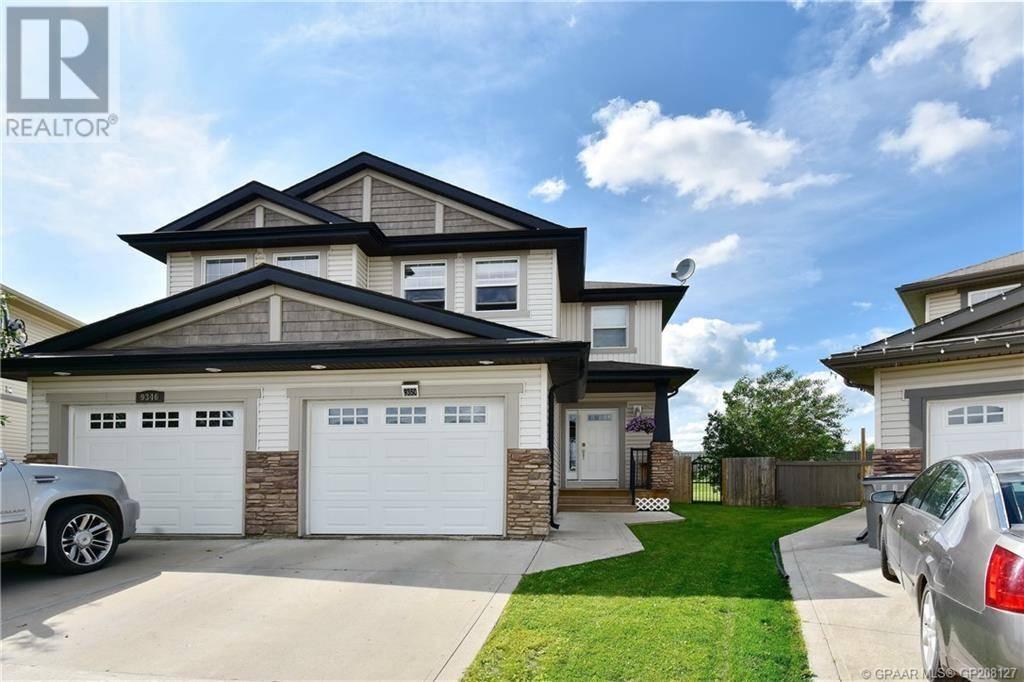 House for sale at 9350 91a St Grande Prairie Alberta - MLS: GP208127