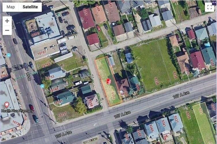Residential property for sale at 9352 107a Av NW Edmonton Alberta - MLS: E4215528