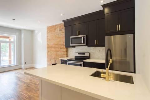 Townhouse for rent at 936 Dundas St Toronto Ontario - MLS: E4541169