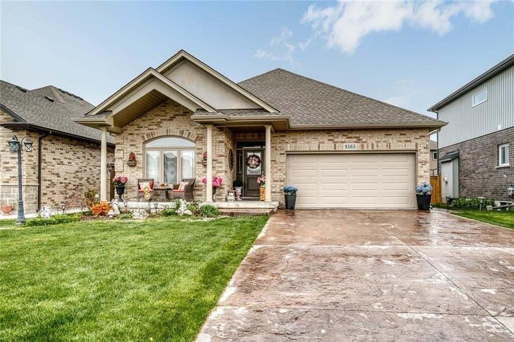 House for sale at 9365 Eagle Ridge Dr Niagara Falls Ontario - MLS: 30805776