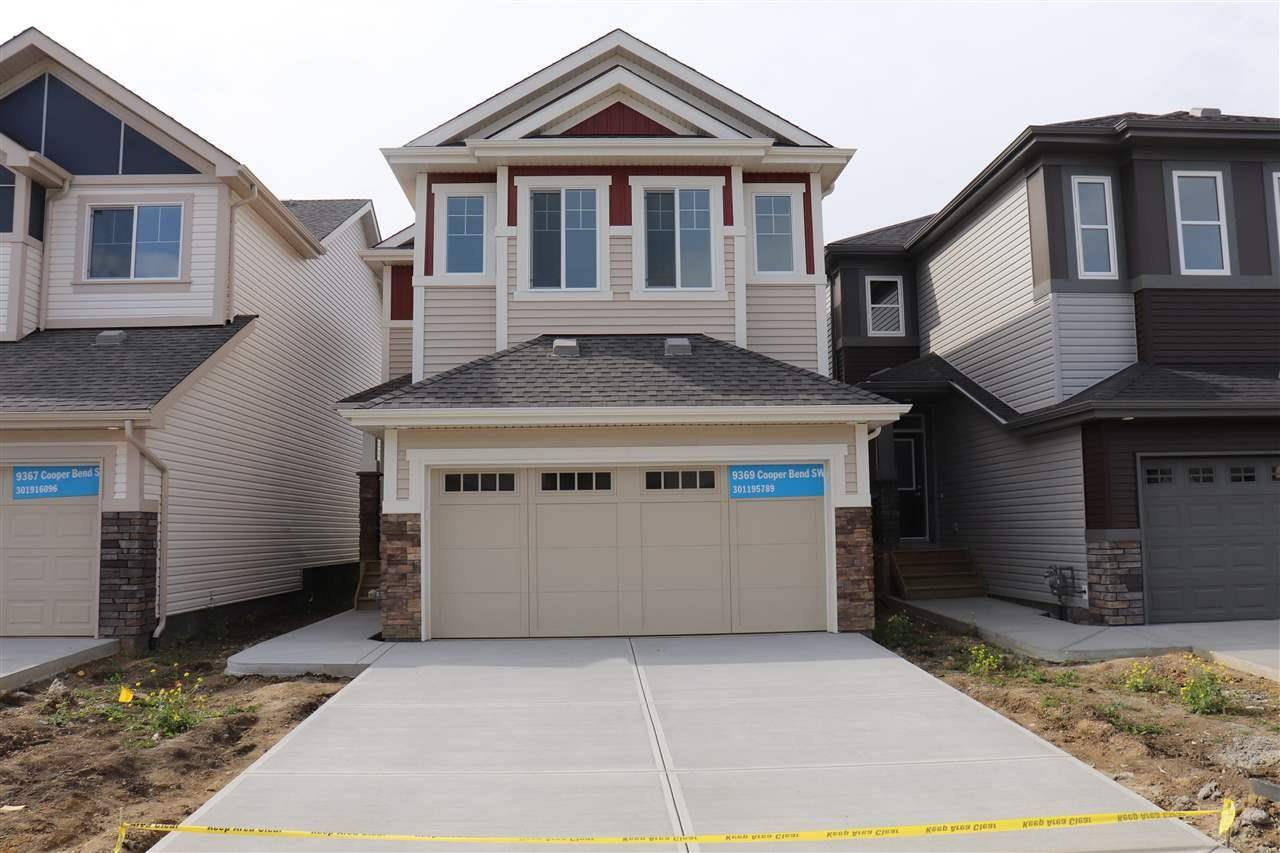 House for sale at 9369 Cooper Bn  Sw Edmonton Alberta - MLS: E4174634