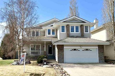 House for sale at 937 Heacock Rd Nw Edmonton Alberta - MLS: E4150264