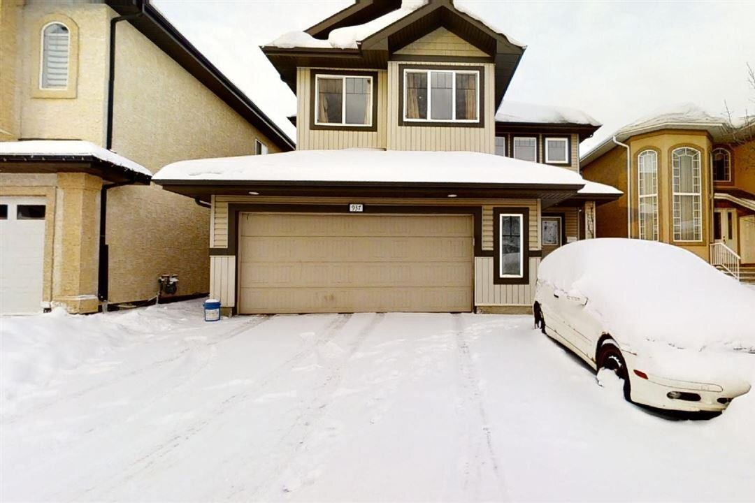 House for sale at 937 Wildwood Wy NW Edmonton Alberta - MLS: E4221520
