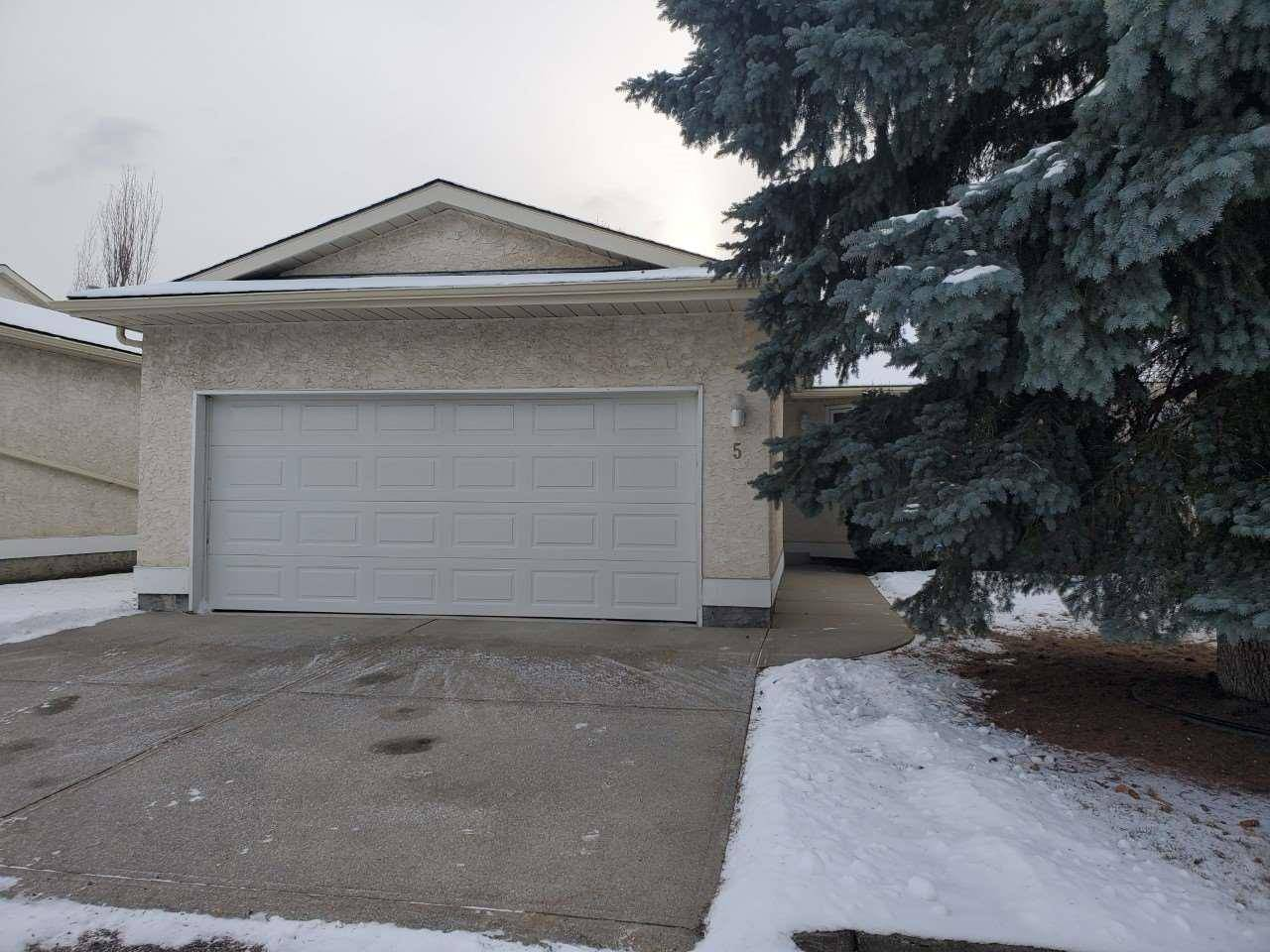 Townhouse for sale at 9375 172 St Nw Edmonton Alberta - MLS: E4180531