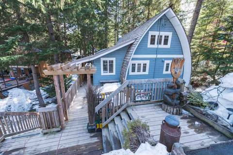House for sale at 9376 Emerald Dr Whistler British Columbia - MLS: R2353980
