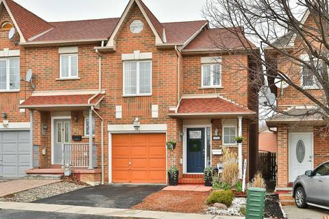Townhouse for sale at 938 Brimorton Dr Toronto Ontario - MLS: E4426340