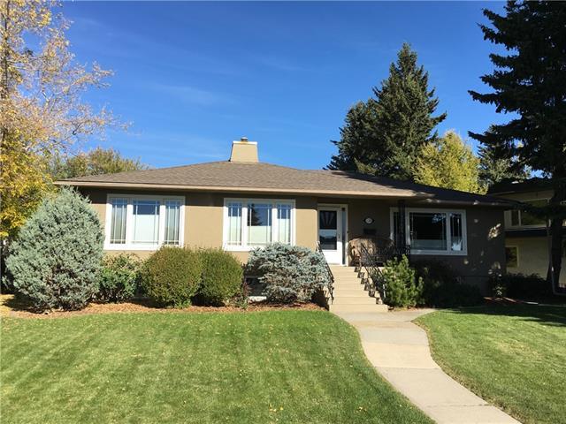 Sold: 938 Crescent Road Northwest, Calgary, AB