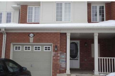 Townhouse for rent at 938 Hasselfeldt Hts Milton Ontario - MLS: W4817440