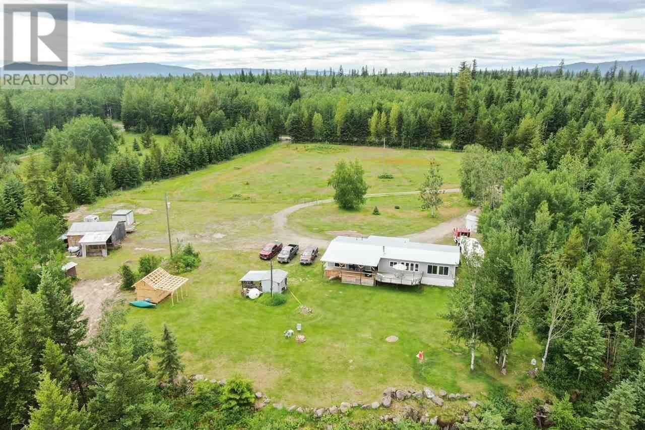 Home for sale at 938 Stubbington Rd Quesnel British Columbia - MLS: R2473334